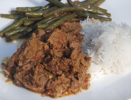 Rendang (voor luie chef)